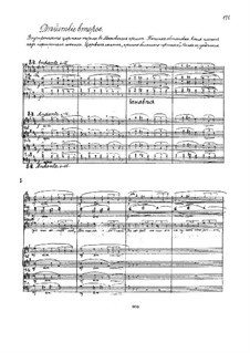 Fragments: Act II by Modest Mussorgsky