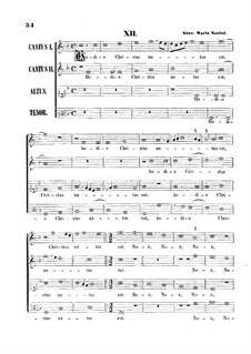 Hodie Christus natus est: Hodie Christus natus est by Giovanni Maria Nanino