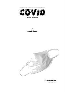 COVID: COVID by Joseph Hasper