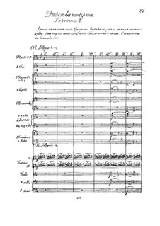 Fragments: Act IV by Modest Mussorgsky