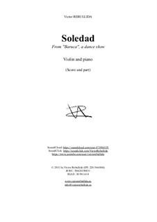 Soledad: Soledad by Victor Rebullida