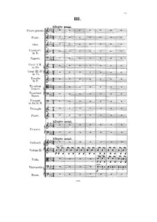 Concerto for Piano and Orchestra in E Flat Major, Op.82: Movement III by Paul Pabst