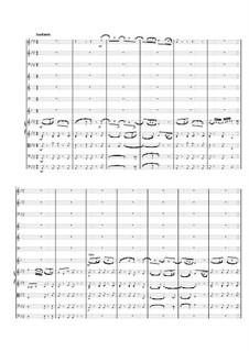 Concerto for Trumpet and Orchestra in E Flat Major, Hob.VIIe/1: Movement II by Joseph Haydn