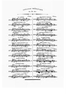 Récréations Musicales, Op.71: Suite No.1 by Henri Herz