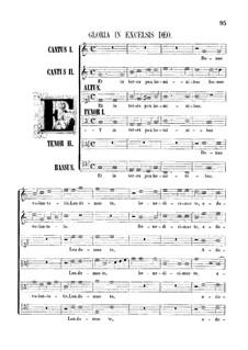 Assumpta est Maria: Gloria by Giovanni da Palestrina
