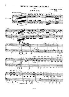 Souvenir de la Russie, Op.151: Complete set by Johannes Brahms