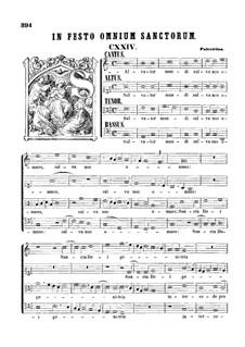 Salvator mundi salva nos: Salvator mundi salva nos by Giovanni da Palestrina