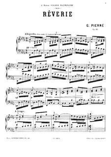 Rêverie, Op.20: Rêverie by Gabriel Pierné