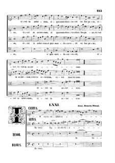 In voce exultationis: In voce exultationis by Giuseppe Pitoni