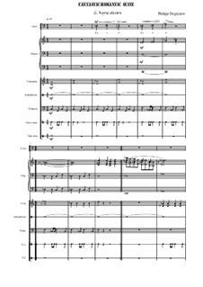 Fantastic-Romantic Suite, Op.39: 2 part 'Kyrie eleison' by Philipp Degtyarev-Cord
