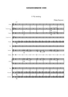 Fantastic-Romantic Suite, Op.39: 3 part 'The waiting' by Philipp Degtyarev-Cord