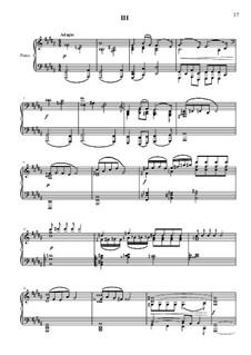 Соната No.23 для фортепиано: 3 часть by Vladimir Polionny