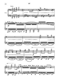 Соната No.23 для фортепиано: 4 часть by Vladimir Polionny