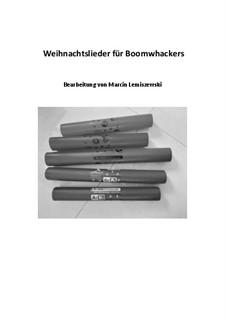 Weihnachtslieder für Boomwhackers: Weihnachtslieder für Boomwhackers by folklore