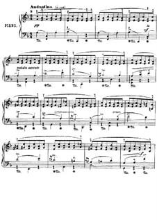 Twenty-Four Characteristic Pieces, Op.36: No.12 Intermezzo by Anton Arensky