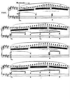 Twenty-Four Characteristic Pieces, Op.36: No.13 Etude by Anton Arensky