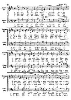 Vater, du in Himmelsauen: Vater, du in Himmelsauen by Franz Wilhelm Abt