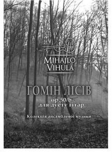 The Sounds of Forest, Op.50/b: The Sounds of Forest by Mihajlo Vihula