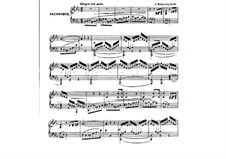 Sonata for Piano No.2 in C Minor, Op.20: For a single performer by Anton Rubinstein