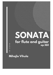 Sonata, Op.160: Sonata by Mihajlo Vihula