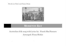 Moreton Bay: Moreton Bay by folklore