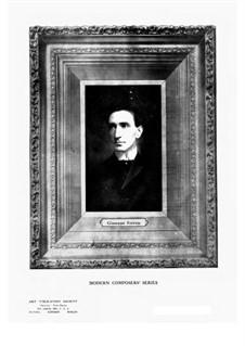 Toccata Chromatique: Toccata Chromatique by Giuseppe Ferrata