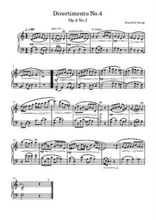 Melodía Gregoriana, Op.4 No.1: Melodía Gregoriana by Beautiful things Martínez