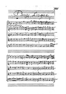 Three Grand Motets: No.3 Pange lingua gloriosi corporis by Pascal Collasse