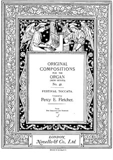 Festival Toccata: Festival Toccata by Percy Eastman Fletcher