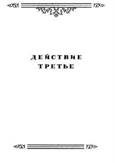 Fragments (Alternative Versions): Act III, No.8-11 by Mikhail Glinka