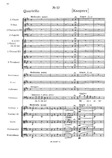 Fragments (Alternative Versions): Act III, No.12 by Mikhail Glinka
