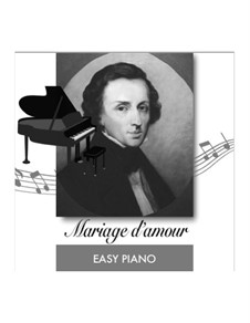 Mariage d'amour: Mariage d'amour by Frédéric Chopin