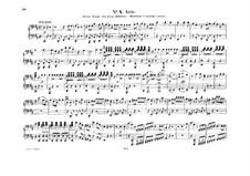Madamina! il catalogo è questo: For piano four hands by Wolfgang Amadeus Mozart