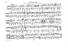 Là ci darem la mano: For piano four hands by Wolfgang Amadeus Mozart