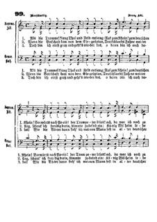 Als die Trommel klang: Als die Trommel klang by Franz Wilhelm Abt