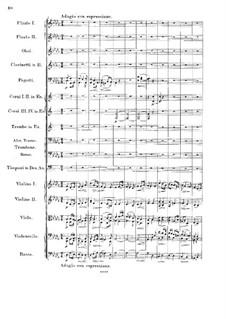 Symphony No.1 in F Minor: Movement II by Georg Wilhelm Rauchenecker