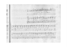 Jason: Act II by Pietro Francesco Cavalli