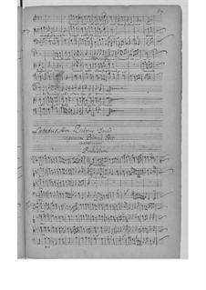 Laetatus sum: Laetatus sum by Marc-Antoine Charpentier