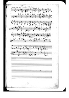 Selected Pieces for Organ: Book I by François Couperin
