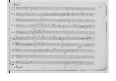 Symphony No.92 in G Major 'Oxford', Hob.I/92: Movement III by Joseph Haydn
