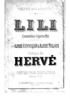 Lili: Lili by Florimond Hervé