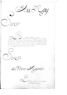 Grand Motets (Collections): Volume X by Michel Richard de Lalande