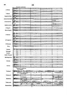 Symphony No.6 in A Minor 'Tragic': Movement III by Gustav Mahler