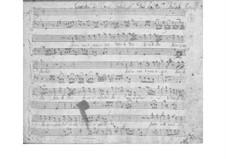 Sfortunati miei sospiri for Voice and Basso Continuo, SF A323: Sfortunati miei sospiri for Voice and Basso Continuo by Benedetto Marcello