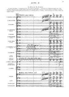 Amadis: Act II by Jules Massenet