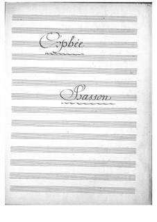 Complete Opera: Bassoon part by Jacques Offenbach