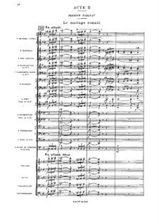 Cléopâtre: Act II by Jules Massenet