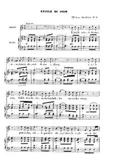 Etoile du Soir: Etoile du Soir by Franz Schubert