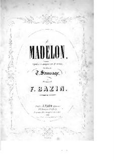 Madelon: Madelon by François Bazin