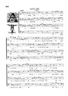 Missa pro defunctis: Movements VI-VIII by Giuseppe Pitoni